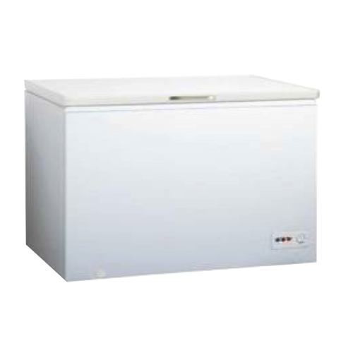 One-door horizontal freezer