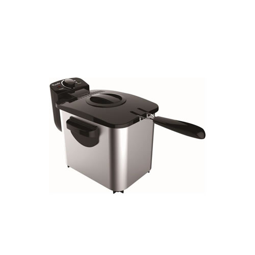 Stainless steel fryer 4 Lt / 2200W