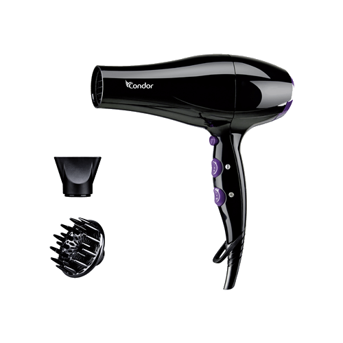 Semi professional 2000 Watt hair dryer