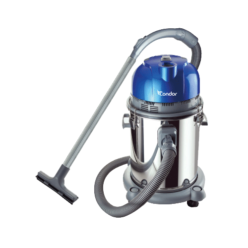 Water & Dust Hoover 1400w stainless steel